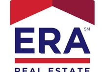 ERA Real Estate / ERA Real Estate - Representing Buyers, Investors, and Sellers locally, nationally and globally.  / by Robert Falter, GRI, ABR, MRP, SRES