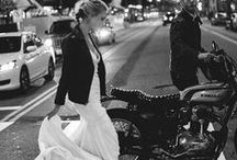 b r i d e  t o  b e / Minimal bridal style inspiration / by Syl and Sam