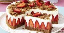 Backideen / Ideen und Rezepte für leckere Kuchen, Desserts und mehr zum Naschen