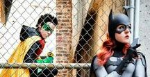 Comic Book Cosplay / Amazing Cosplay form the wonderful world of comics!