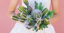 Inspiration - Bridal bouquets & Floral arrangements