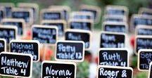 Inspiration - Wedding Tables