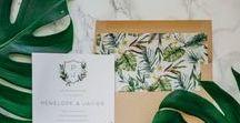 Inspiration - Wedding Invitations & Stationary