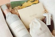 Inspiration - Welcome Bags
