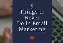 Email Marketing / Think email marketing is dead? Not only is it alive and kicking, it remains the most effective and profitable way to turn prospects into customers.