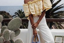 SpringSummerOutfit° / #ootd #fashion #summer #spring #sunshine