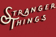 lit; stranger things