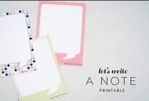 Printable / by Candace Todd