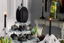 Halloween / I love Halloween and I am looking for decor that gives that vintage victorian feel. / by Erin Hansbury
