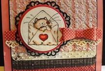 Craft and cardmaking Ideas / by Erica Hartman-Stewart