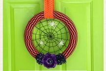 Hangable (Wreaths) / Every door needs a little bling