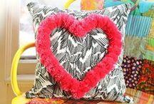 Fluff!  Fabric crafts / So soft & cuddly...