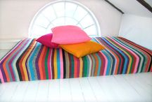 Rainbow Stripes - in all shapes and forms / Stripes can be simple and stunning in any combination.