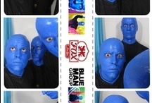 Past Shows - BLUE MAN GROUP (2012-2013 Season)
