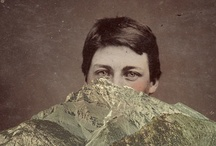 collage / collage, fotomontage, design / by dileodile