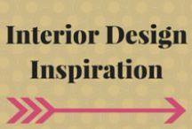 Interior Design Inspiration / #spaces #interiordesign #interiors  / by Lori Hil