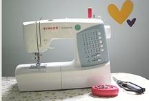 Sewing / by Rosemary Alvarez