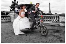 Boda en París / Puede haber algo más romántico?