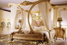 Bedrooms ~  Accessories ~ Furniture / Bedrooms are for relaxing and comfort and accessories add a beautiful inspiring touch. / by Josie Conde
