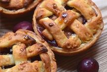 Pies/Tarts/Pastries / Pies, tarts, things made with pastry...
