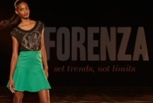 Forenza  / Set trends, not limits. Edgy Fast Forward Fashion. #Forenza