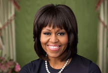 Michelle Obama / Elegant Style / by Trina Jones
