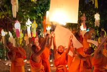 Chiang Mai / Chiang Mai is the jewel of the Lanna Kingdom and has been my home for the past 5 years. Charming, cultural and idyllic - this ancient city has over 300 temples and has a rich community/ history of artisans and craftspeople.