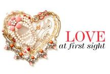 LOVE... At first sight.  / Inspiration to make this romantic holiday your best yet.