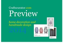 Craftscurator Publications / Selection of visual presentations by Craftscurator