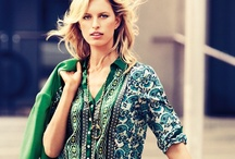 Emerald  / Green means GO anywhere! Grab the green and make a bold statement.