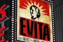 Past Shows- EVITA / Evita returns to the Fabulous Fox Theatre in St. Louis October 8-20, 2013.