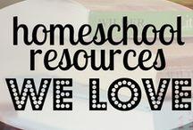 Homeschool / by Diana Aguirre Guerrero