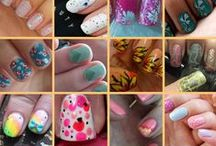 Nails Nails Nails / by Jennette Golder