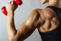 Arms - shoulders - upper body / by Kimberly Whitney