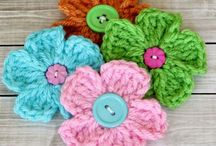 Hooked- Crochet Flowers / Crochet flowers and small crochet decorations!  / by Chhavi Agarwal