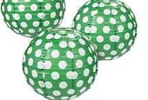 Green Party / Cute lime green, dark green and all the green in between party supplies