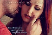 """London Bound / ***After falling in love with """"us"""" in the first two installments of the London Lovers Series, now...it's Leslie's turn in this spicy series stand alone.*** Book 3 of the London Lovers Series  He wants more.  She wants to run.  But he can't seem to let her go. Both of them have a past.  And neither want to share.  How can love possibly survive in darkness?"""