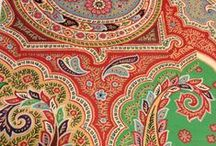 Paisley Perfection / I love paisley designs....one of these days I will attempt one.