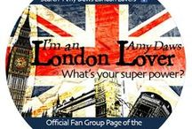 London Lovers Series / All things pertaining to the series, written by Amy Daws!