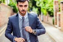 Urban City Gent Collection / Our Urban Male City Gent Jewellery Collection, perfect for a smart or office look this collection of jewellery with accessorise a smart or formal look for any man.