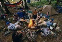 Biwak, kampowanie