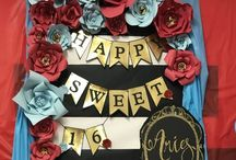A Sweet Sixteen Suprise - Kate Spade Inspired