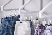 Small Spaces / Organizing tips for even the smallest of spaces!