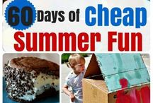 Mommy's Summer Camp / Ideas de rutinas y actividades para el verano // Routine and activity ideas for summer