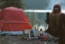 Roughing it / Camping!⛺️
