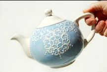 Tea lovers! / by TheBabyHandprintCo