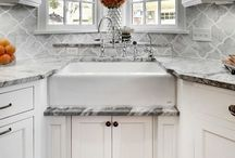 Design | Kitchen / The heart of the home. / by Edith & Evelyn Vintage