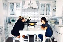 gather / the kitchen of course / by amelia flora