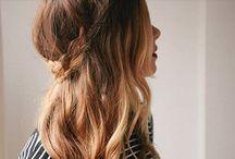 hair / by Hattie Midboe