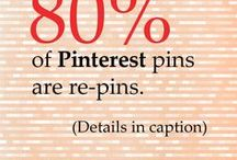 Pinterest Infographics & Tips / Infographics and other interesting tips about how to get the most from Pinterest. Brought to you by BloggingBistro.com.